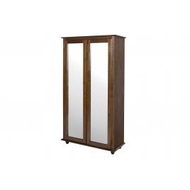 Sapateira Viola com Espelho 1,00m Imbuia