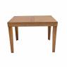 Conjunto de Mesa Esthelita Extensível 1,10-1,60m Tampo de Madeira com 6 Cadeiras Milão Diversos Tecidos Imbuia