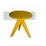 Mesa Auxiliar Redonda Dina 0,50m Colorido