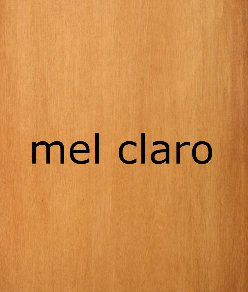 Mel Claro armário